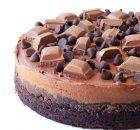 Σοκολατένια τούρτα πειρασμός