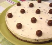 Πανεύκολο cheesecake με maltesers