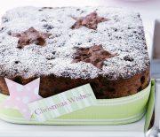 Χριστουγεννιάτικο κέικ φρούτων