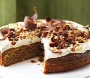 Το τέλειο κέικ με φουντούκια, ελαιόλαδο και άρωμα καφέ