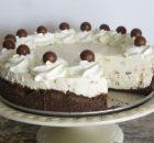 Cheesecake με Maltesers χωρίς ψήσιμο
