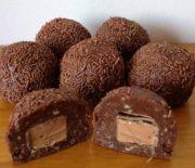 Τρουφάκια με σοκολάτα Mars με 5 υλικά