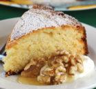 Κέικ με γιαούρτι και μέλι