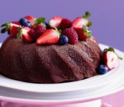 Ελαφρύ σοκολατένιο κέικ