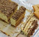 Κορμός ψυγείου με μπισκότα και δροσερή κρέμα (Video)