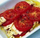 Υπέροχο Σαγανάκι με ντομάτες και φέτα