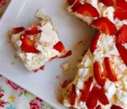 Το τέλειο κέικ με φράουλες Eton Mess (Ίτον Μες)