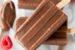 Πανεύκολο παγωτό πραλίνας ξυλάκι, με 2 υλικά