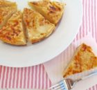 Πατάτες φούρνου με μπέικον και τυρί