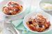 Κοτόπουλο σε πικάντικη σάλτσα με μακαρόνια