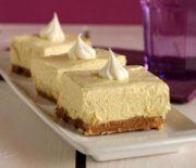 Cheesecake μπανάνα