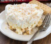 Cheesecake ινδοκάρυδου χωρίς ψήσιμο