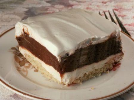 Το τέλειο γλύκισμα σε 4 στρώσεις