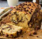 Πανεύκολο αφράτο κέικ με νουτέλα και φουντούκια