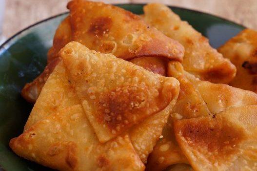 Γκιουζλεμέδες το απόλυτο τηγανόψωμο με φέτα