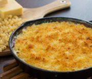Μακαρονάκι με τυριά στο φούρνο (Video)