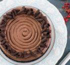 Υπέροχο σοκολατένιο cheesecake (Video)