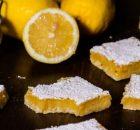 Υπέροχες μπάρες λεμονιού (Video)