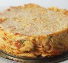 Πίτα με πέννες στο φούρνο