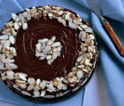Σοκολατίνα με αμύγδαλα