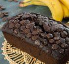 Το τέλειο σοκολατένιο ψωμί μπανάνας (Video)
