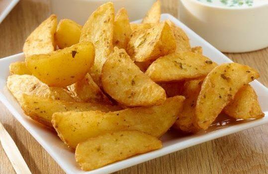 Οι τέλειες τραγανές πατάτες