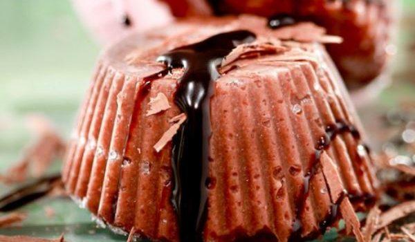 Χαλβάς σοκολατένιος σεμιφρέντο