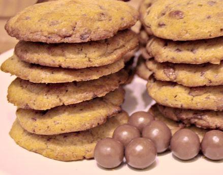 Cookies με Maltesers