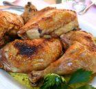 Πανεύκολο ψητό κοτόπουλο