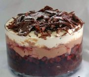 Trifle Black Forest