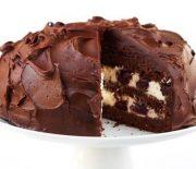 Εύκολο κέικ Black Forest