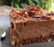 Σοκολατένια πάστα ταψιού (Video)