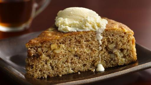 Εύκολο μυρωδάτο κέικ μήλου