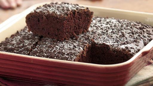Πανεύκολο σοκολατένιο κέικ νηστίσιμο