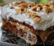 Γλυκό ψυγείου Σοκολάτα Καραμέλα (Video)