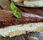 Σοκολατένιο γλυκό ψυγείου με κρέμα στιγμής (Video)