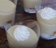 Προφιτερόλ με λευκή σοκολάτα πανεύκολο (Video)