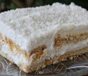 Χιονούλα το υπέροχο νηστίσιμο γλυκάκι με ινδοκάρυδο (Video)