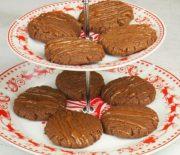 Μπισκότα Nutella με 3 υλικά (Video)