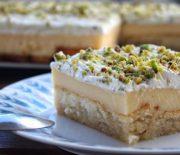 Εκμέκ πεντανόστιμο με το κέικ που σας περίσσεψε (video)