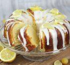 Κέικ λεμονιού το τέλειο
