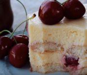 Δροσερό γλυκό ψυγείου με 5 υλικά (video)