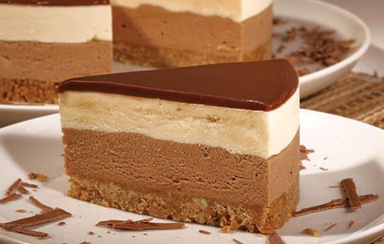 Cheesecake μαρμπρέ πανεύκολο