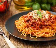 Η τέλεια σάλτσα μπολονέζ με μακαρόνια
