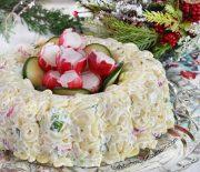 Σαλάτα ζυμαρικών πεντανόστιμη και πανεύκολη