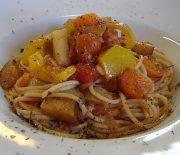 Μακαρόνια με λαχανικά Πριμαβέρα