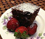 Υγρό κέικ σοκολάτας με καρύδα πεντανόστιμο και πανεύκολο