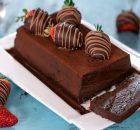Σοκολατένια τερίνα με 5 υλικά (Video)