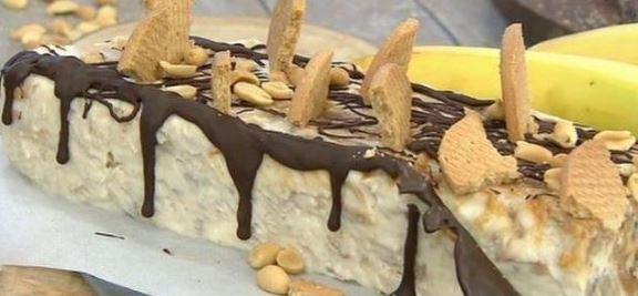 Παγωτό Μπανόφι (Banoffee)
