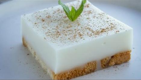 Νηστίσιμο πανεύκολο γλυκό ψυγείου χωρίς λάδι (Video)